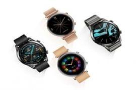 Ra mắt Huawei Watch GT 2 chạy LiteOS, thời lượng pin 2 tuần