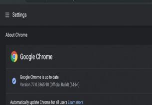 Cập nhật trình duyệt Chrome ngay để vá lỗ hổng bảo ...