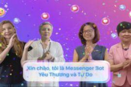 Ra mắt Messenger bot Yêu thương và Tự do