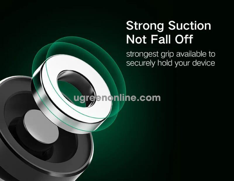 Ugreen 40358 Grey Magnetic Mount Desk Tablet Holder Stand Nam Châm Lp125