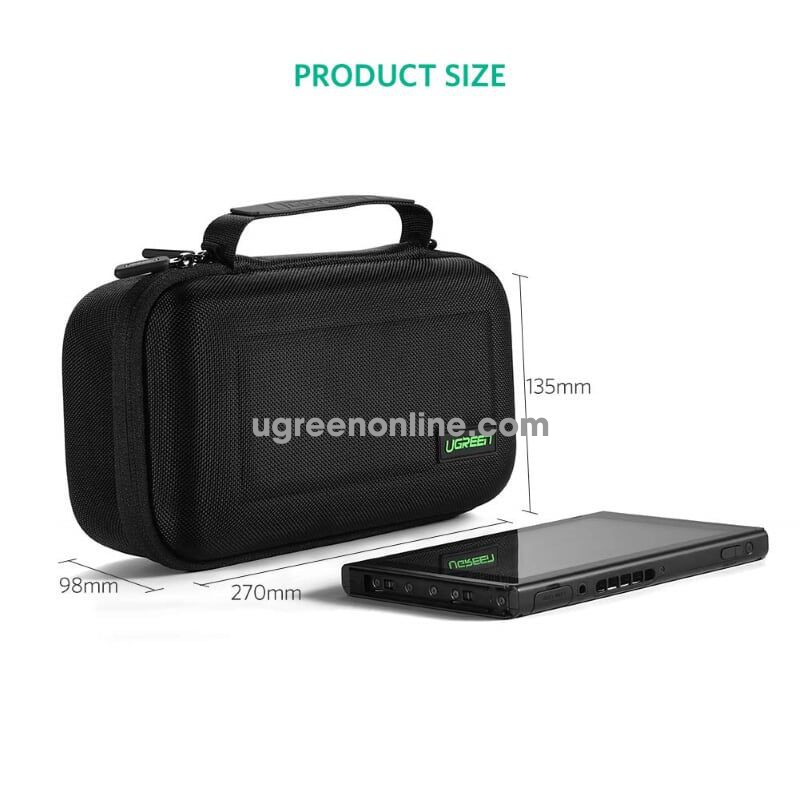 Ugreen 50275 Nintendo Switch Anti Shock Case Version A Small 26X13X8.8Cm Lp145