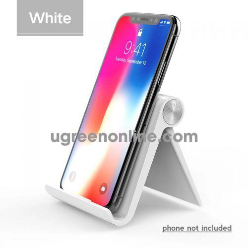 Ugreen 30285 White Multi Angle Adjustable Portable Phone Stand Lp106