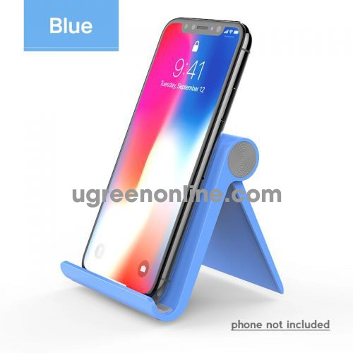 Ugreen 30390 Blue Multi Angle Adjustable Portable Phone Stand Lp106