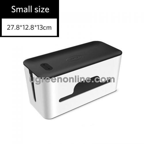 Ugreen 30397 Size S 27X12X13Cm Universal Cable Wire Management Box Lp110