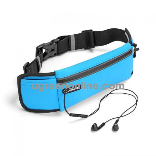 Ugreen 20817 Blue Dây Đeo Lưng Thể Thao Outdoor Sports Mobile Wallets Lp112