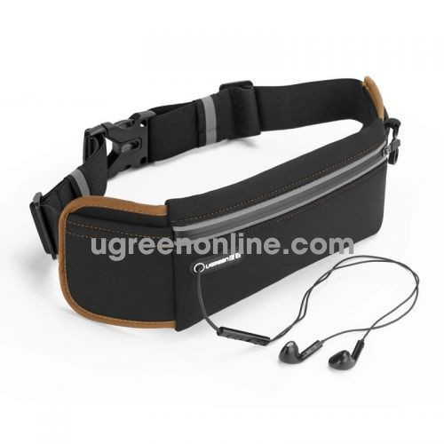 Ugreen 20818 Brown Dây Đeo Lưng Thể Thao Outdoor Sports Mobile Wallets Lp112
