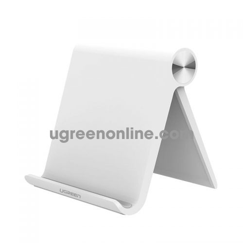 Ugreen 30485 White Multi Angle Adjustable Portable Stand Lp115