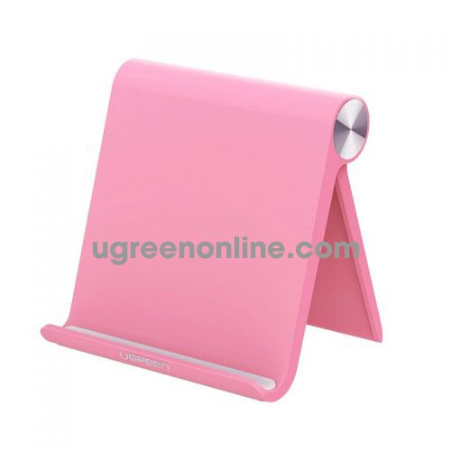 Ugreen 30486 Pink Multi Angle Adjustable Portable Stand Lp115
