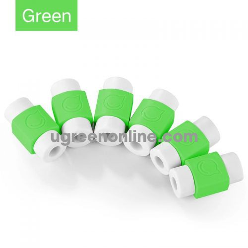 Ugreen 40958 Green Data Cable Tail Protection Sleeve Lp127
