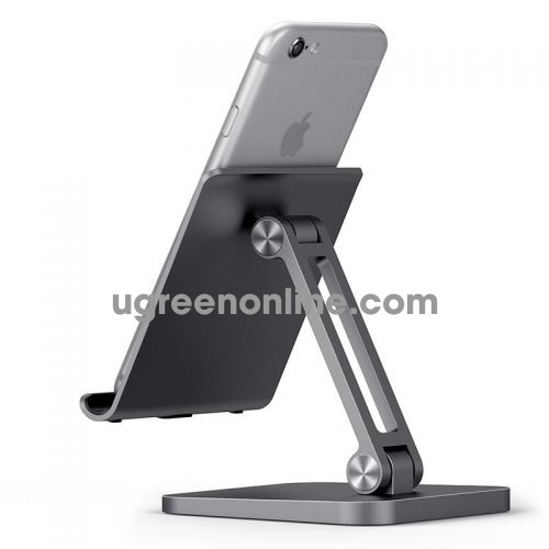 Ugreen 40995 6.5 Inches Aluminum Metal Holder For Phone Tablet Lp134