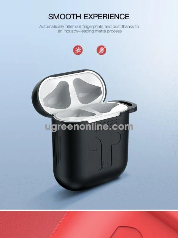 Ugreen 50891 Earphone Case For Apple Airpods Xanh Đậm 50891