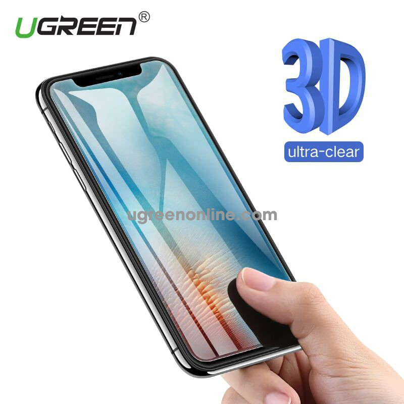 Ugreen 50948 Tempered Glass For Iphone (Iphone X) Lp171