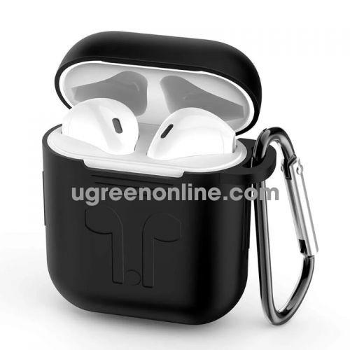 Ugreen 50867 Earphone Case For Apple Airpods Đen 50867