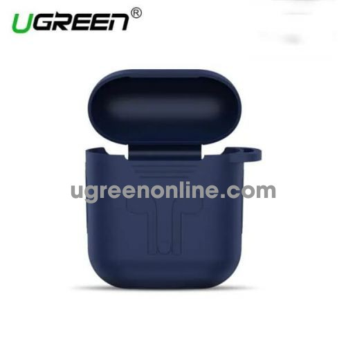Ugreen 50891 Earphone Case For Apple Airpods Xanh Đậm 50891