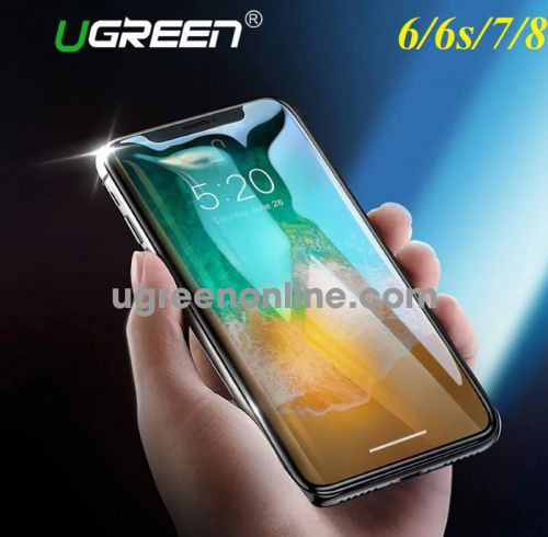 Ugreen 50946 Tempered Glass For Iphone (6/6S/7/8) Lp171