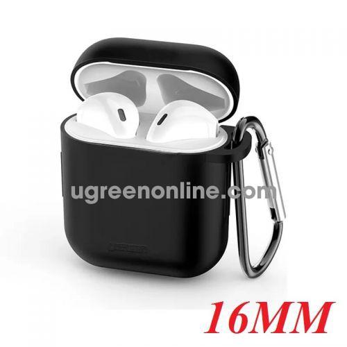 Ugreen 70569 apple wireless headset cover black thick dark blue LP170