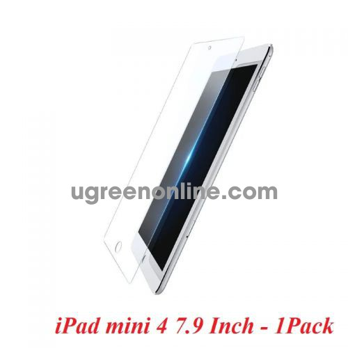 Ugreen 60399 Tempered Glass Screen Protector for iPad mini 4 7.9 Inch 1 Pack SP115 10060399