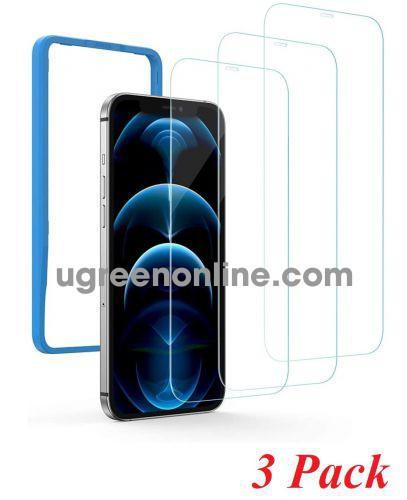 Ugreen 20343 iPhone12 Pro 6.1inch 3 miếng dán kính cường lực bảo vệ chống trầy xướt 20343 10020343