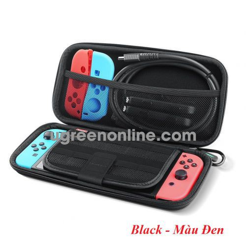 Ugreen 50974 Nintendo Switch Màu Đen Hộp đựng bảo vệ máy game LP174 10050974