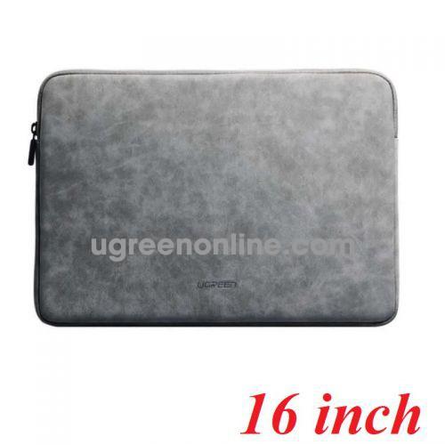 Ugreen 80519 16inches áo chống sốc cho macbook và laptop LP187 10080519