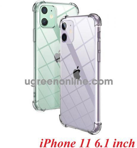 Ugreen 70998 iPhone 11 6.1inch ốp lưng trong suốt chống va đập LP257 10070998