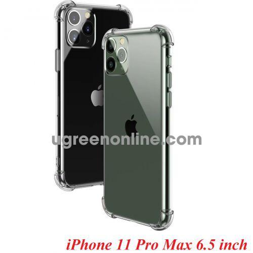 Ugreen 70999 iPhone 11 Pro Max 6.5inch ốp lưng trong suốt chống va đập LP257 10070999
