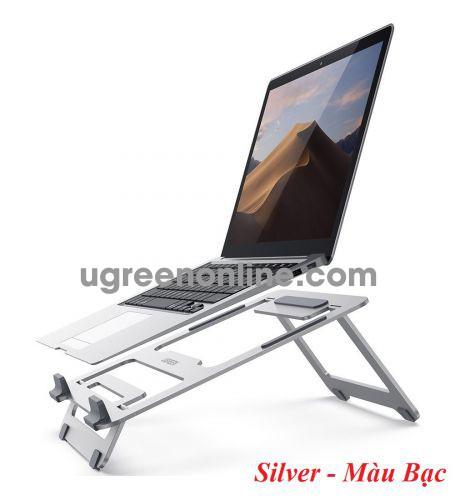 Ugreen 80702 Màu Bạc Giá đỡ máy tính xách tay LP309 10080702