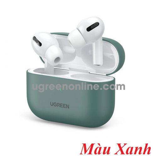 Ugreen 80514 Airpods Pro Màu xanh Hộp bảo vệ Silicone LP324 10080514