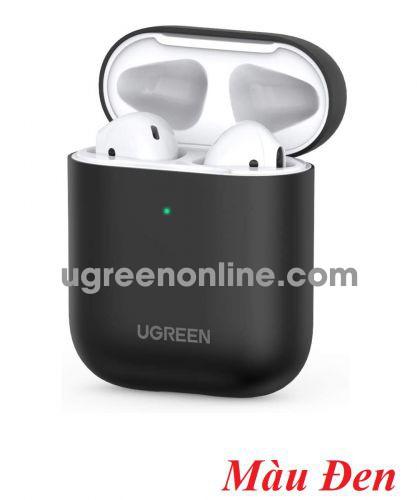 Ugreen 80479 Airpods Màu Đen Hộp bảo vệ Silicone LP367 10080479