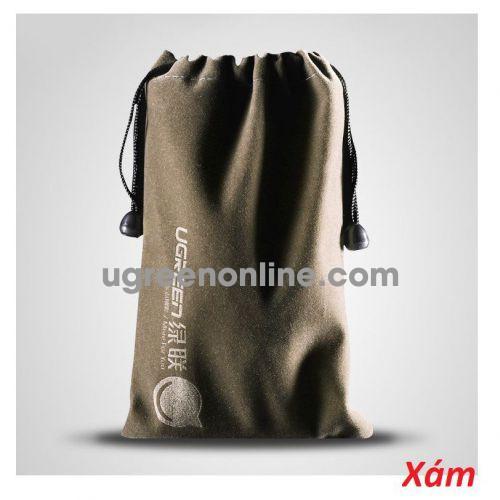 Ugreen 20319 Màu xám Bao đựng điện thoại ngoài trời chất liệu nhựa 20319 10020319