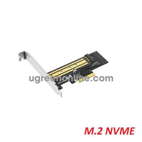 Ugreen 70503 M.2 NVME to PCle 3.0 4X Adapter Express Card CM302 10070503