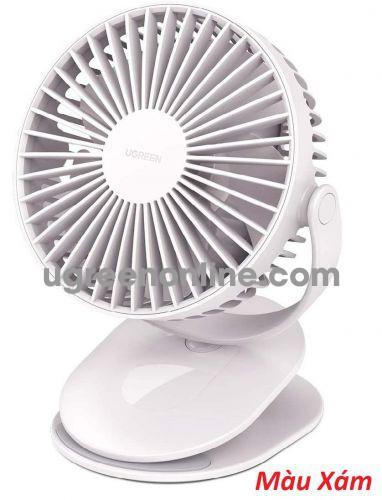 Ugreen 80907 Multifunctional Desk Fan Gray LP308 10080907