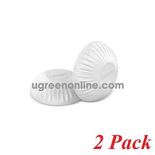 Ugreen 30365 White 2 Pack Door Bumper Wall Protector LP105