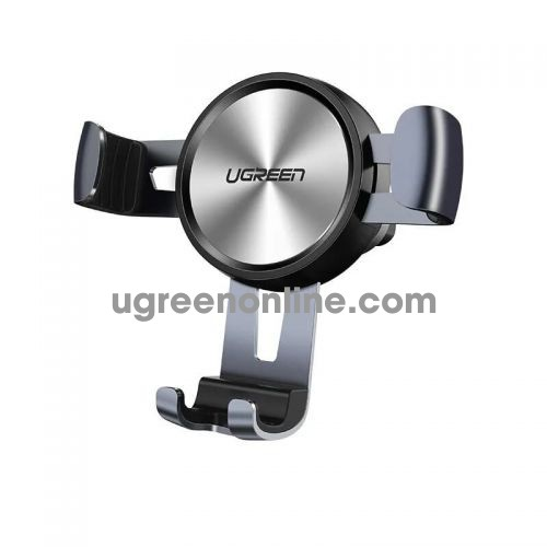 Ugreen 50564 Gravity Drive Air Vent Mount Phone Holder Gray LP130