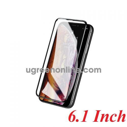 Ugreen 60539 Tempered Film Universal iPhoneXR Apple XR Full Screen Full Cover HD 9D All Inclusive Edge Drop Mobile Phone SP111