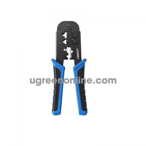 Ugreen 20102 Green network cable pliers multifunctional network phone crystal head crimping 8P6P4P ZJ302 10020102