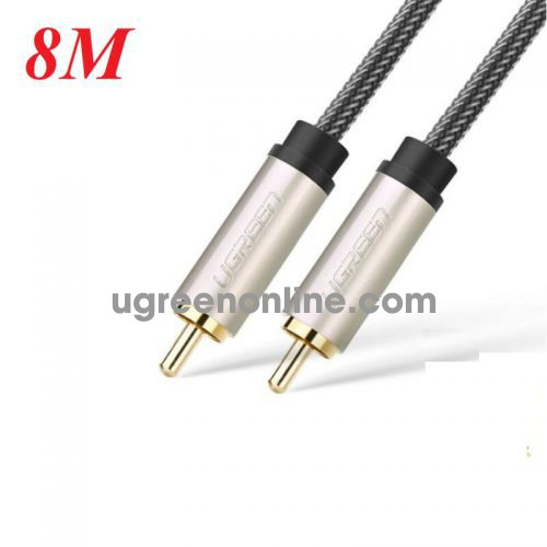 Ugreen 20741 Ugreen Av133 Lotus Coaxial Line Audio XáM 8M Av133 10020741