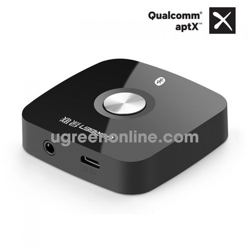 Ugreen 40758 APTX Chứng Chỉ SRRC/BQB Bộ Nhận Âm Thanh Bluetooth Receiver CM105