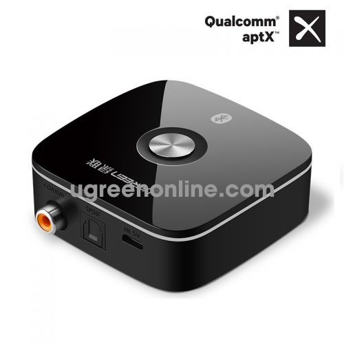 Ugreen 40855 HIFI Hi End Coaxial + Optical APTX Bluetooth Receiver CM111 10040855