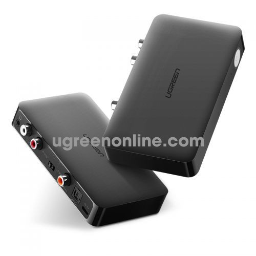 Ugreen 40856 Optical Coaxial APTX + Analog HIFI Bluetooth Receiver CM112
