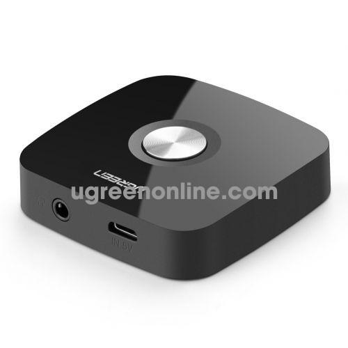 Ugreen 30444 3.5mm Bộ Nhận Âm Thanh Stereo Bluetooth Receiver CM122