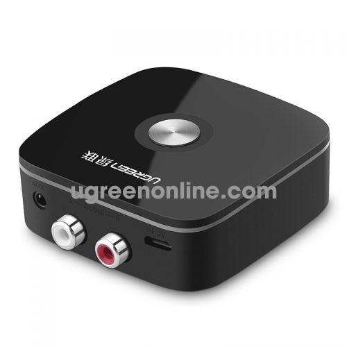 Ugreen 30445 3.5mm + RCA Output Bộ Nhận Âm Thanh Bluetooth Receiver CM123
