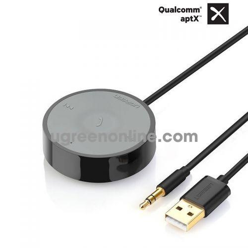 Ugreen 40760 APTX Bluetooth Receiver Bộ Nhận Âm Thanh Trên Xe Hơi CM124