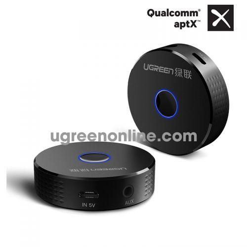 Ugreen 40968 HIFI Aptx Bluetooth Receiver Bộ Nhận Âm Thanh Trên Xe Hơi CM127