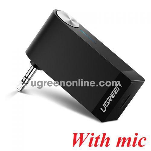 Ugreen 30348 Có Mic Pin 120mah Bộ Nhận Âm Thanh Bluetooth Receiver MM114