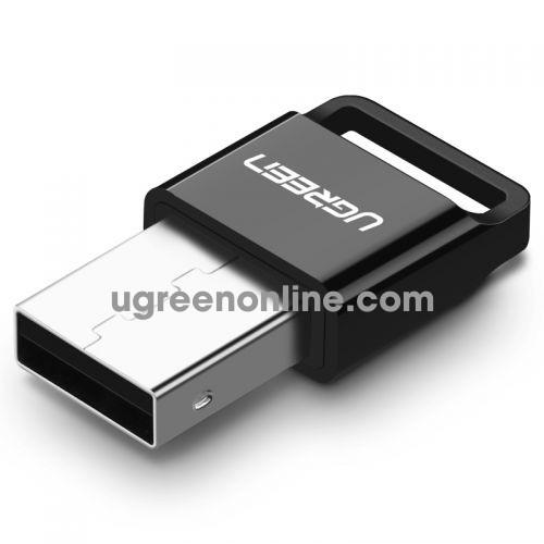 Ugreen 30524 Black USB Bluetooth 4.0 Hỗ Trợ Chuẩn APTX Support Win 10 US192
