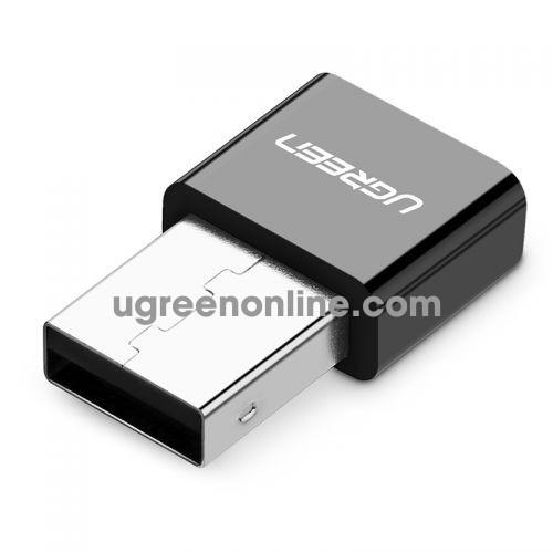 Ugreen 30722 USB Bluetooth 4.0 Hỗ Trợ Chuẩn APTX Black Win 10 US192