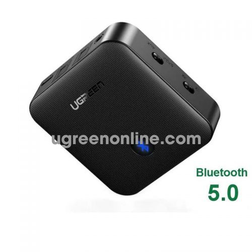 Ugreen 70158 5.0 Bluetooth transmitter and receiver support spdif optical + 3.5mm and aptx CM144 10070158