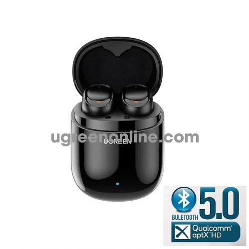 Ugreen 80311 Bluetooth 5.0 Earphone TWS True Wireless Earbuds Stereo Headphones in Ear Phone Gaming Sport Headset CM338 10180311