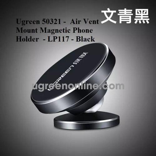 Ugreen 50321 Magnetic Phone Holder Air Vent Car Mount Giá Đỡ Ô Tô Từ Tính Lp117